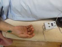 $yomogi-doのブログ-IPによる鍼治療2