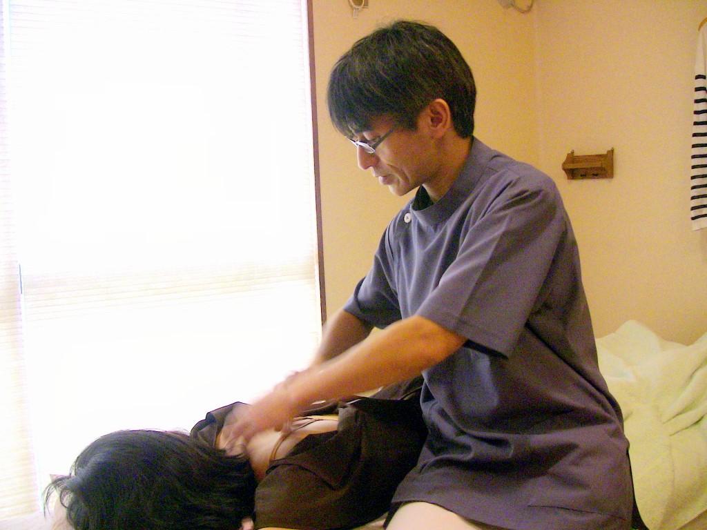 完全予約制の不妊鍼灸