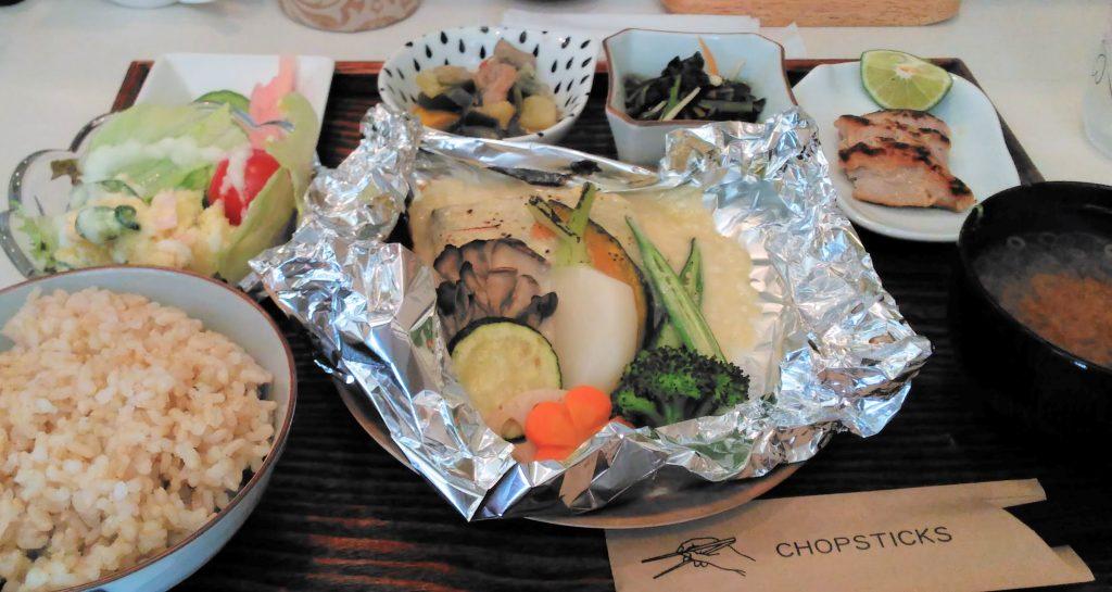 不妊の解消は、一汁三菜の和食が効く
