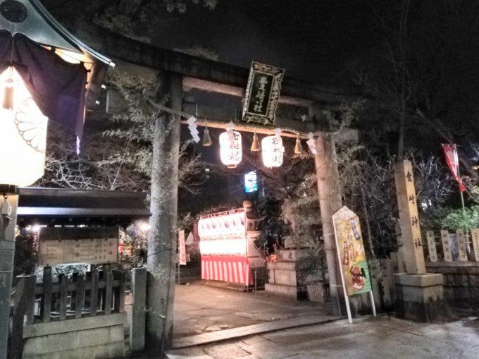 豊崎神社の戎さん