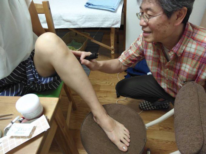 経筋治療実技