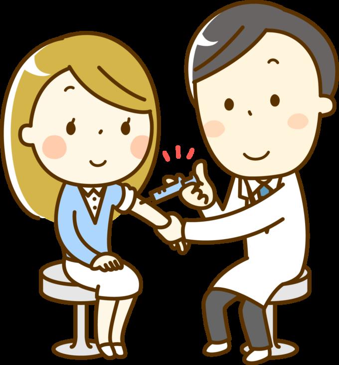 不妊治療中のご夫婦は早めの風疹予防接種を